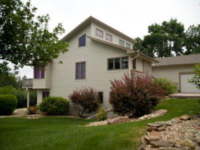 New Residential Siding Installation