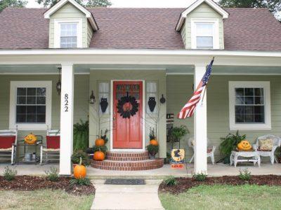 Veterans Home Siding
